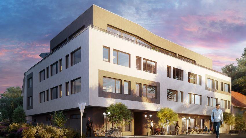 18. června bude zahájena stavba projektu, který získal cenu architektů