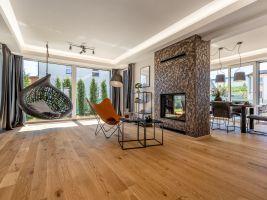 Interiér vzorového domu Rezidence