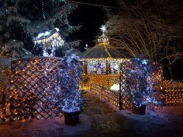 Nejzářivější dům letošních Vánoc, foto: Agentura Dobrý den