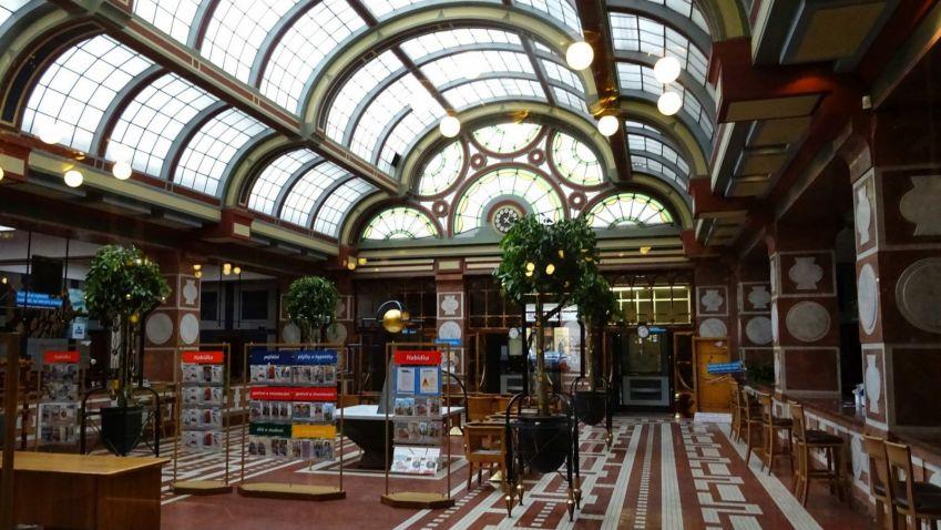 Architektura první republiky: Otevření Paláce Archa už tento víkend!