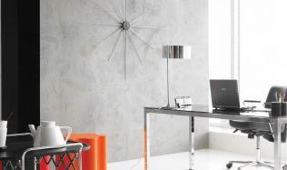Betonová stěrka zaujme svým designem i praktičností