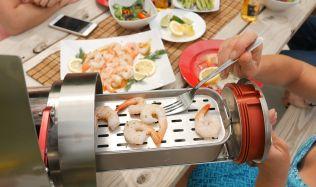Budoucnost grilování a vaření na cestách už nyní?