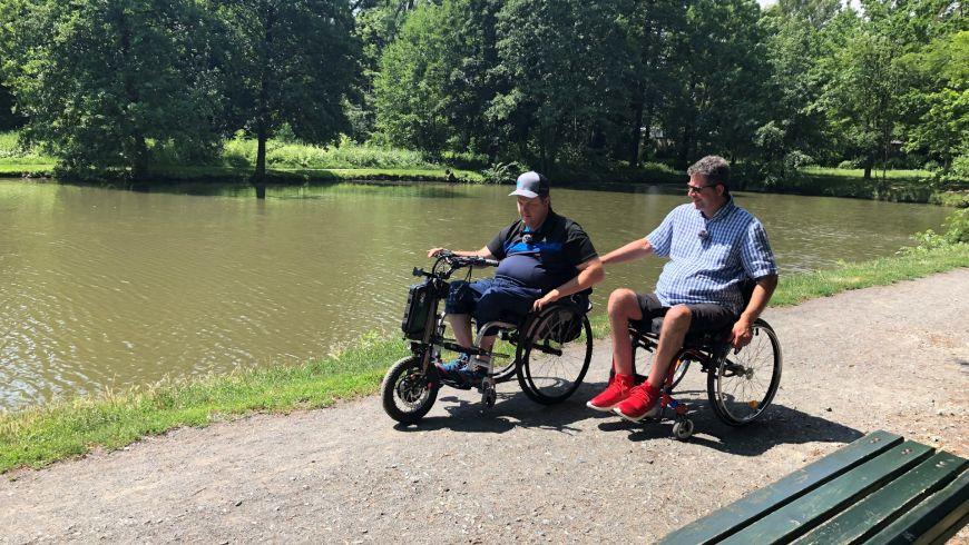 Bydlení handicapovaných - 6. díl - Budoucnost handicapovaných