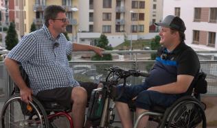 Bydlení handicapovaných - 7. díl - Nový byt bez bariér