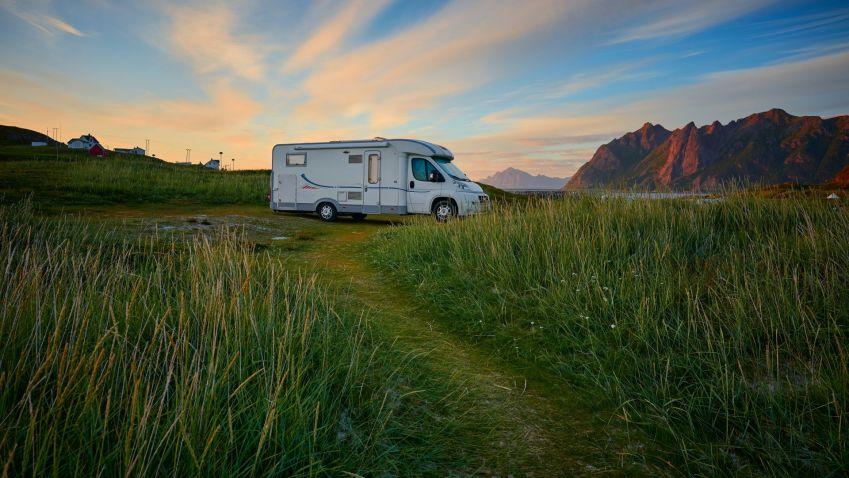Bydlení v karavanu nebo obytném voze dává svobodu
