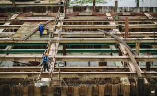 Bytovou výstavbu poprvé od revoluce táhnou regiony, Praha stagnuje a nestaví
