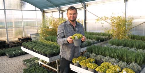 Čerstvé bylinky ke grilování na vaší zahradě. Podívejte se na Přemkovy rychlé rady pro zahrady!