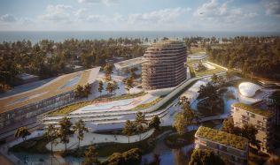 Češi postaví v Gruzii nové město. Investice přesáhne 2 mld Kč