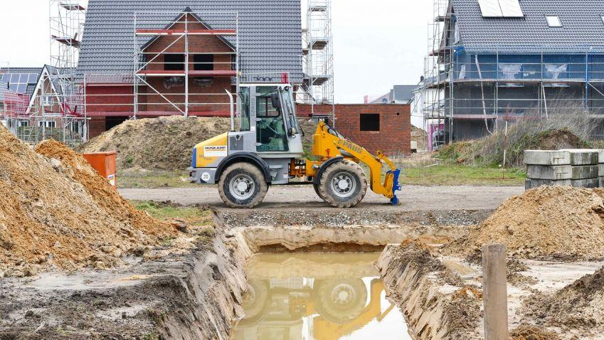 České stavebnictví je mezi zeměmi EU až na dvacátém místě. Pohoršilo si za rok o 11 příček!
