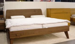 Český výrobce postelí z masivu s možností výroby na zakázku i konfigurátorem na webu