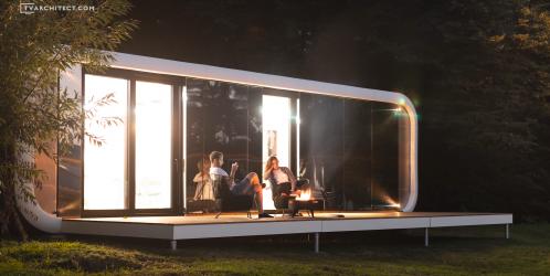 Chtěli jsme přijít sněčím odlišným, kvalitním a cenově dostupným, říká designérka nových modulárních domků