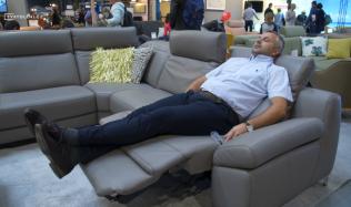 Chytré sedačky a křesla pro pohodlí a relaxaci celé rodiny