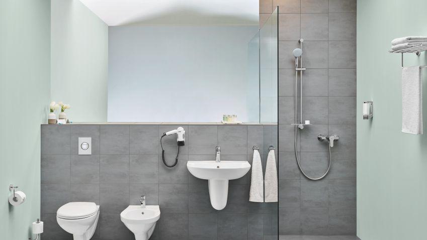 Čistý design a moderní všestrannost! I tak mohou vypadat veřejná sanitární zařízení