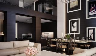 Co vše nabízí nové prémiové loftové byty v širším centru Prahy?