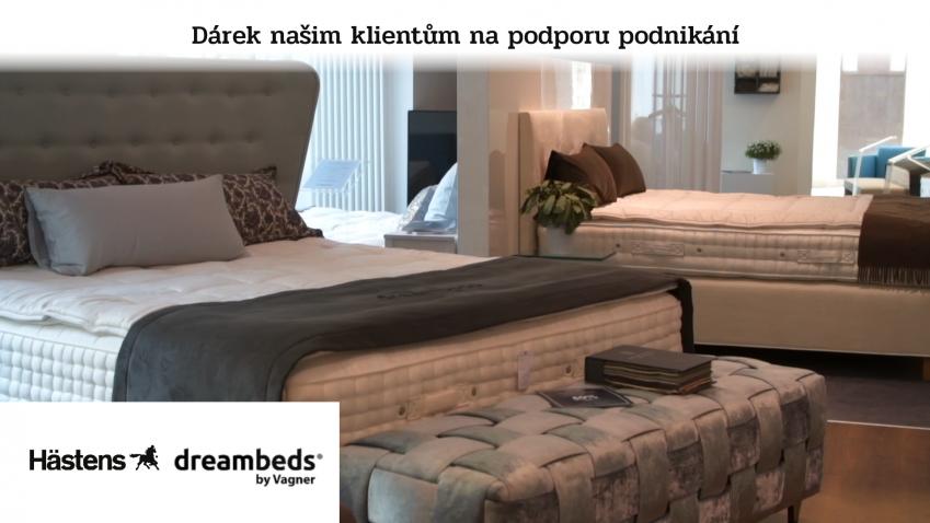 Den s Hästens a Dreambeds - Desatero pro dokonalý spánek