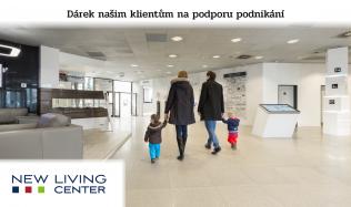 Den s New Living Center - Inspirace pro bydlení na jednom místě