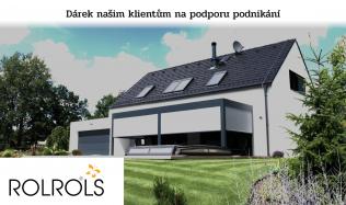 Den s Rolrols - Pergoly a stínění