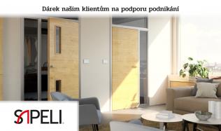 Den se Sapeli: Vybíráme dveře - design, způsoby otevírání i technologie