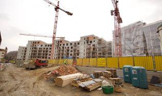 Developer YIT hlásí dokončení hrubé stavby. Byty si lze nově prohlédnout ve virtuální realitě