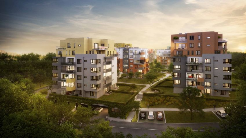 Developerská skupina Horizon plánuje v letošním roce výstavbu více než 1 000 bytů