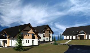 Developerské projekty - 12. díl - Apartmány Klínovec u vleku