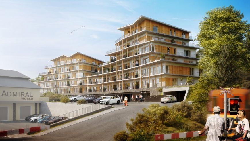 Developerské projekty - 13. díl - Rezidence Skalka