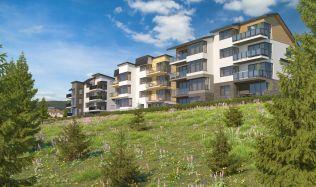 Developerské projekty - 27. díl - Klínovec - Nemovitosti na horách