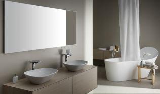 Dopřejte vaší koupelně mimořádně kvalitní a designovou keramiku od italských designéru