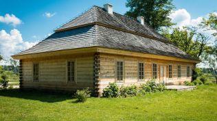 Dřevostavba bungalov