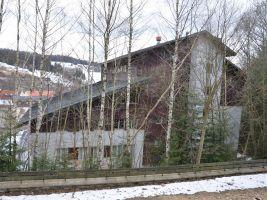 Bývalý Hotel Skalka