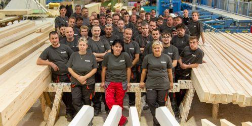 Jak se vyrábí dřevostavby - Staň se součástí!