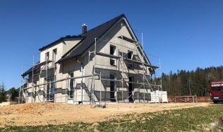 Dům na klíč - 4. díl – Kontrolní den! Hrubá stavba roste.