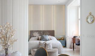 Eklektický design a vybrané interiérové kousky, to je moderně zařízený byt na Praze 1