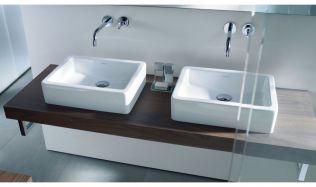 Inspirujte se: elegance pravoúhlých tvarů sanitární keramiky
