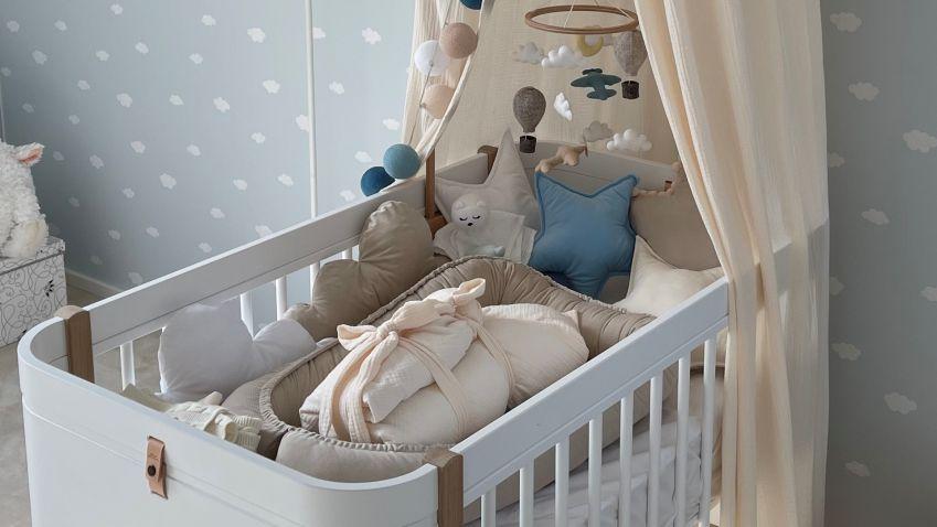 Exkluzivně: Podívejte se na dětský pokoj pro syna Zorky a Míry Hejdových