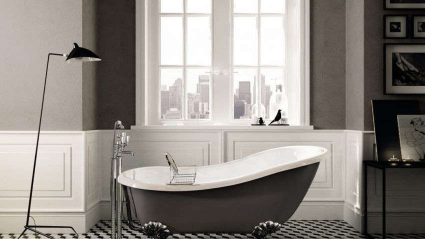 Exkluzivní italská sanita, která udělá z vaší koupelny umělecké dílo