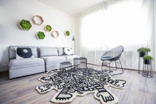 Finský styl bydlení: Navštivte vzorové byty v rezidenční čtvrti Suomi Hloubětín.