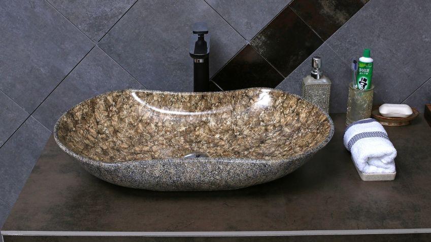 Fotogalerie: Asymetrická a netradiční umyvadla do vašich koupelen