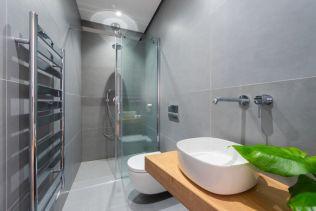 Fotogalerie: Realizace koupelny v rodinném domě