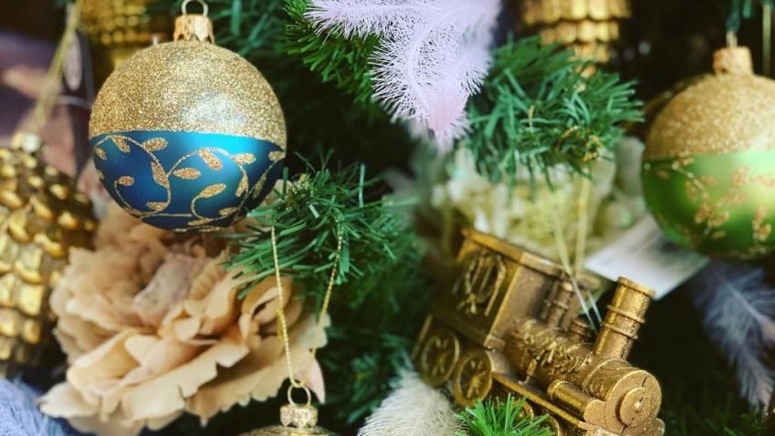 Fotogalerie: trendy letošních Vánoc odtajněny