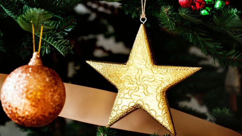 Fotogalerie: Vánoční stromeček jako krásná dekorace!