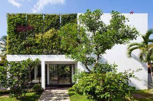 Fotogalerie: Vertikální zahrady do interiéru i exteriéru