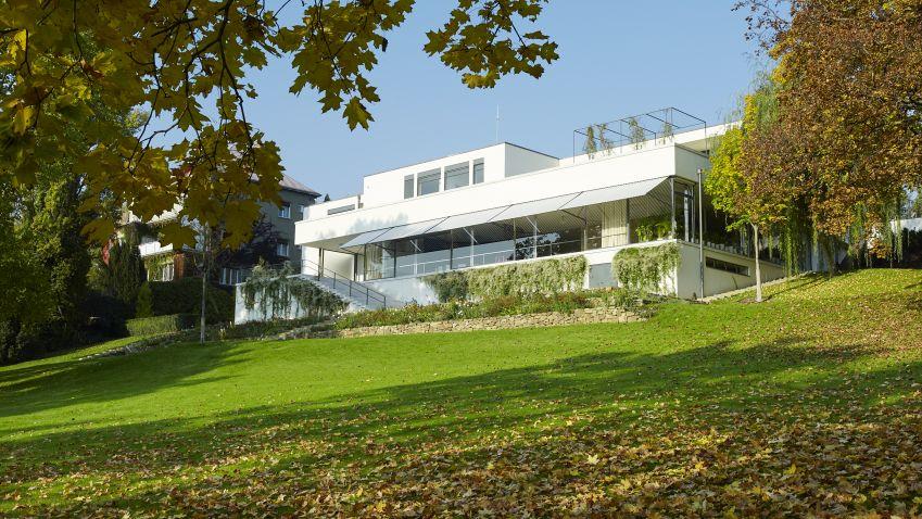 Fotogalerie: Vila Tugendhat, skvost a mistrovské dílo moderní architektury!