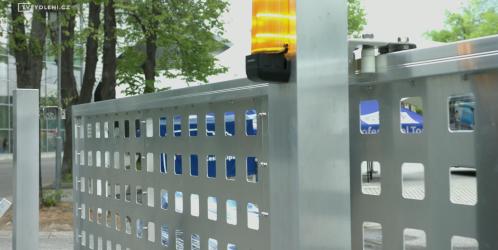 Veletrhy - Hliník jako moderní a bezúdržbový materiál pro vjezdové brány