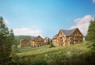 Horský projekt Aldrov Apartments & Resort má stavební povolení