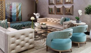 Inspirace: Design v Dubaji