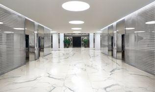 Inspirace: dlažba v designu mramoru