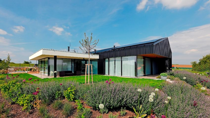 Inspirace: Dům jako z Nového Zélandu!
