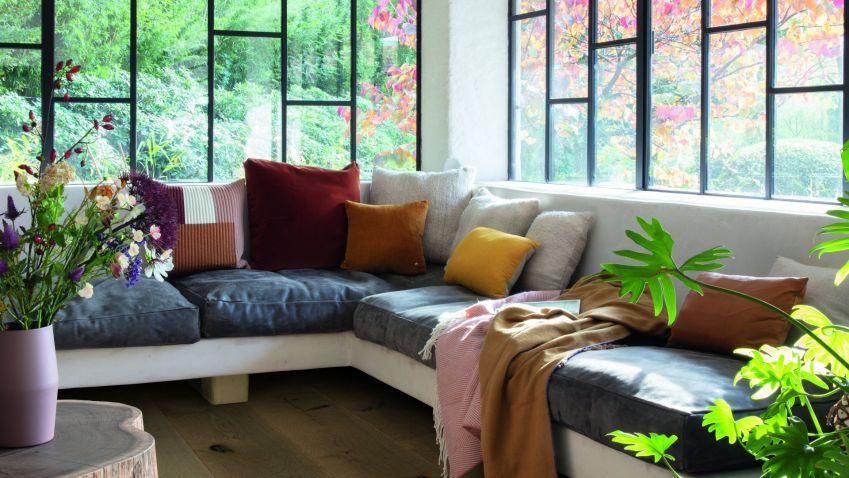 Inspirace: Interiér s nádechem přírody