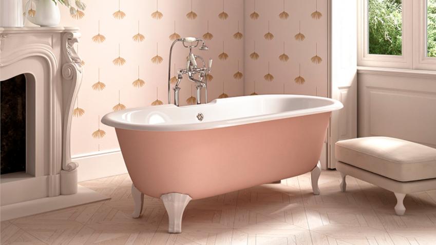 Inspirace: koupelna s nádechem italského stylu